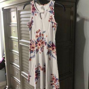 Mudd Floral Summer Dress